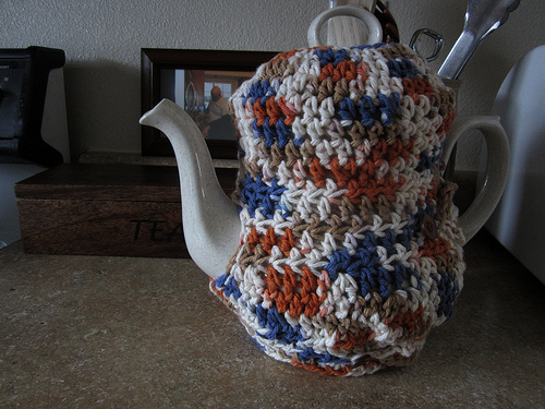 Post Thumbnail of Summer's Tea Cozy