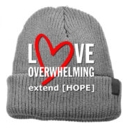 Hats for Love Overwhelming