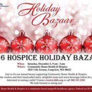 2016 Hospice Holiday Bazaar